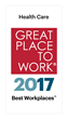 Fortune magazine named Professional among top 25 Best Workplaces in Health Care