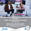 Specialty Brands International Featured on Modern Living with kathy ireland®