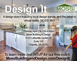 Free local design event
