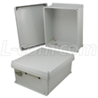 L-com Launches New Screw-Down Lid Weatherproof NEMA Enclosures