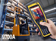 CipherLab 9700A, New Force on Android for Diversified Applications in Warehousing