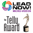 LEAD NOW! Micro-Video Leadership Program Receives 2017 Telly Award