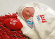 "A Bounty of Fun Awaits Ye Babies! Florida Hospital and the Tampa Bay Buccaneers Are Drafting Newborns into the ""Bucs Babies"" Program to Coincide with the NFL Draft"