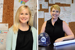Hillary Bonham and Rachael Overall of Goodall Homes of Nashville TN Named to Professional Builder's 2017 40 Under 40 List