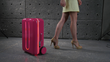 A Robot Suitcase that Can Talk and Follow You Around