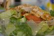 Salads at Elevation Burger