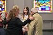Al Marks survivor of 4 camps and daughter Karen reconcile with repentant Nazi descendants