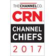2017 CRN Channel Chiefs logo