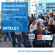 Intelex Named to Top Workplace Lists by Two National Organizations