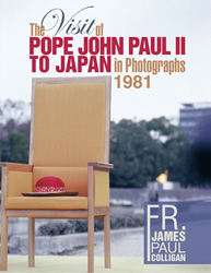New Photo Book Documents Pope John Paul II's 1981 Visit to Japan