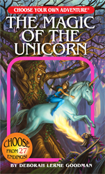 Choose Your Own Adventure The Magic of the Unicorn