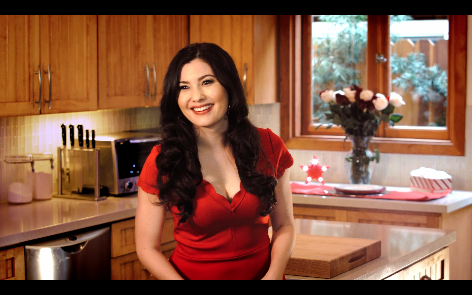 Celeste Thorson\'s Comedy Show Rosa\'s Kitchen Makes an Impact on ...