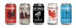 Royal Docks Brewing Co. Cans