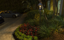 The new VOLT® Coachman LED Path and Area Light.
