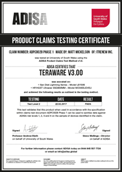 ITRenew's Teraware Achieves 17 ADISA Certificates for Forensic Data Erasure of SDDs and HDDs