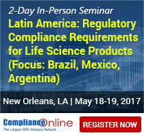 Latin America: Regulatory Compliance Requirements for Life Science Products (Focus: Brazil, Mexico, Argentina)