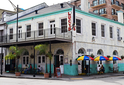 Lucy's Retired Surfers Bar & Restaurant in New Orleans