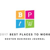 2017 Boston's Best Places to Work