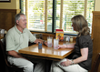 Williams Sound personal amplifiers make it easy to enjoy conversations again, even in noisy restaurants.
