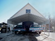 Versare Unveils the UnderCover Outdoor Carport to Shelter Vehicles and Equipment