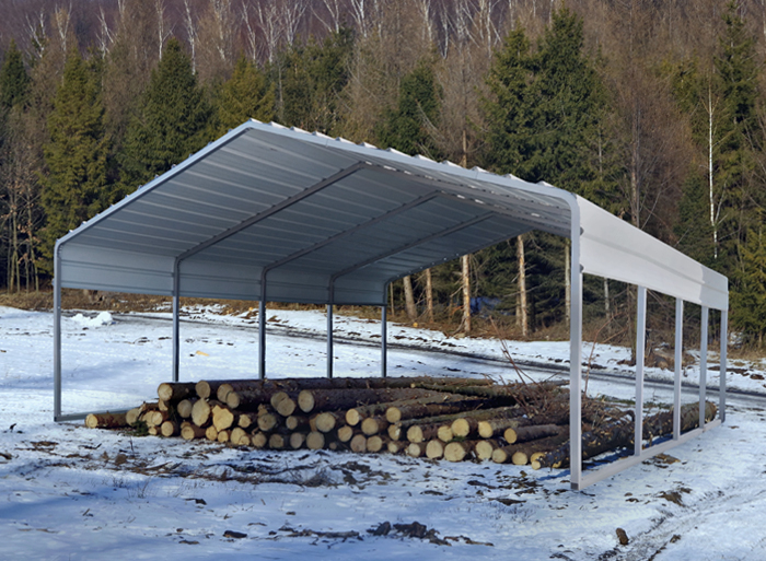 Small Metal Carports For Atv : Versare unveils the undercover outdoor carport to shelter