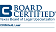 "Carl David Ceder Receives ""Board Certification"" in Criminal Law from The Texas Board of Legal Specialization"
