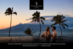 Four Seasons Maui Announces Couples Season 2017