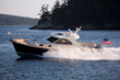 With advanced Volvo Penta IPS propulsion the San Juan 40 is a lively performer with exceptional maneuvering.