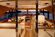 San Juan Yachts create a masterful blending of exterior and interior space making time spent aboard a pleasure.