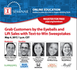 Using Text-to-Win Sweepstakes to Grab Customers and Lift Sales