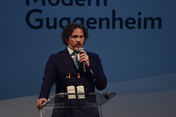Axel Heinz, Ornellaia's Director and Winemaker