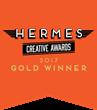QA Graphics Wins Gold Hermes Creative Award