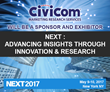 Civicom® Sponsors New Insights Association Event: 'NEXT' in NYC May 9-10