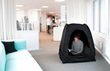 The Pause Pod is a Portable, Personal  Getaway for Instant Relaxation Anywhere