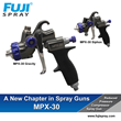 Fuji Spray introduces the MPX-30 - A New Compressor Spray