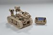 Industry Team Demonstrates AEODRS Increment 1 and SPAAR Robotic Systems to Navy EOD Officers