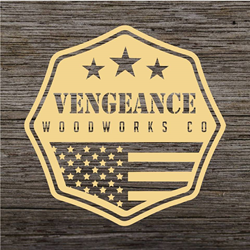 vengeance woodworks logo
