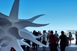 San Francisco Design Week Opening, Pier 27, Embarcadero.  Image credit: Irina Blok