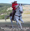 "Montana's Bonanza Creek Ranch to Feature ""Balanced Connection"" Cowgirl Retreat"