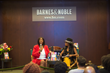 "Candid Stories, Child Prostitution & Corporal Punishment: Men Join ""Taboo Talk"" with Dr. Karen R. January & Actress Imani Hakim During Book Signing at Barnes & Noble"
