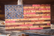 vengeance woodworks co quilted flag