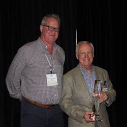 SEN Names Jim Eathorne Businessperson Of The Year
