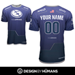 Design By Humans Introduces Evil Geniuses Custom Jersey Generator for the Fans of the Premier Gaming Team around the World