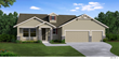 Artistic rendering of The Hartford, a home being built by David Weekley Homes in Flying Horse.