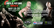 Monster Energy Bellator MMA Fight Series Hits Charlotte Motor Speedway for Monster Energy NASCAR All-Star Race Weekend on May 20