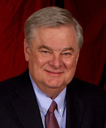 James F. Dicke II, is the chairman and chief executive officer of the Crown Equipment Corporation.