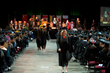 Husson University's 118th Annual Commencement Exercises begin at 10:30 a.m. on May 6, 2017 at the Cross Insurance Center in Bangor, Maine.