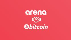Arena Music + Bitcoin