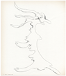 Elisabeth van Damme original lithograph