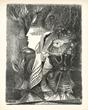 Serge Brignoni original lithograph